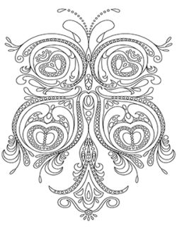 Coloring Book For Adults Amazing Swirls Happy Coloring Books